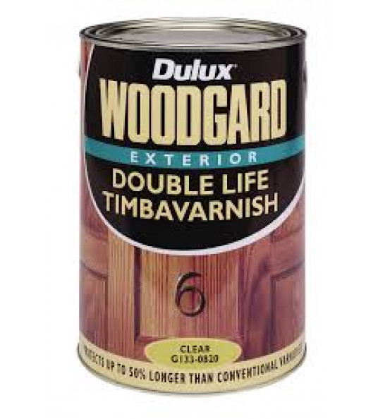 PA0653 EXT DOUBLE LIFE TIMBAVARNISH CLEAR 5L